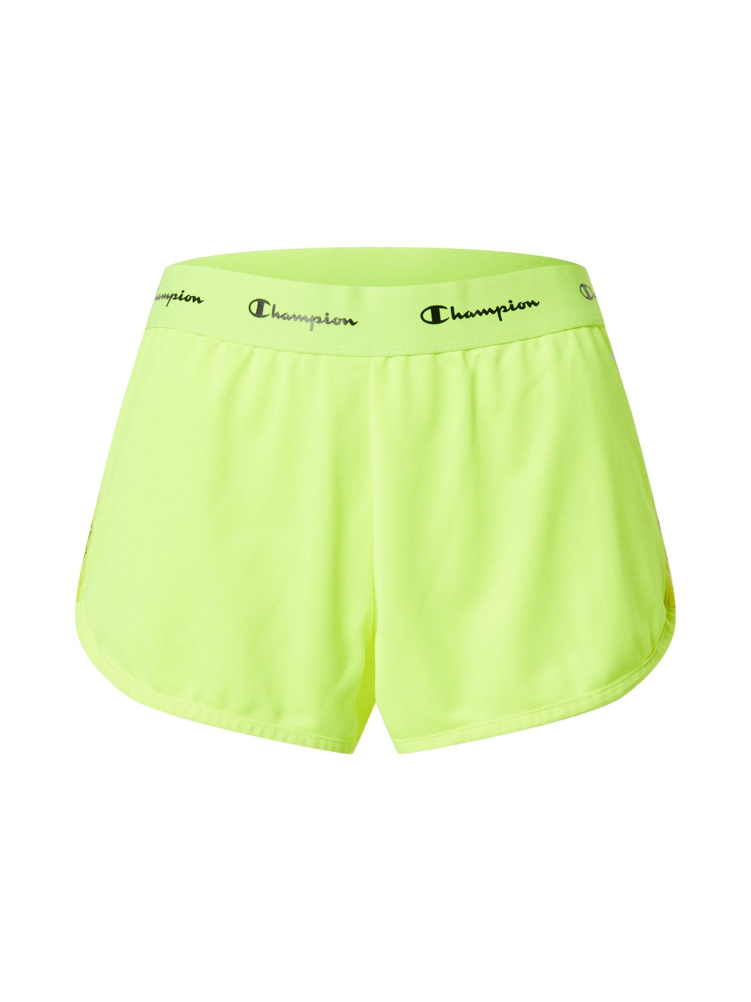 Champion Authentic Athletic Apparel Kelnės geltona