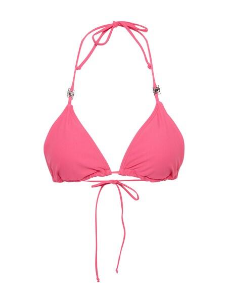 Bademode für Frauen - Bikini Top › TOM TAILOR › pink  - Onlineshop ABOUT YOU