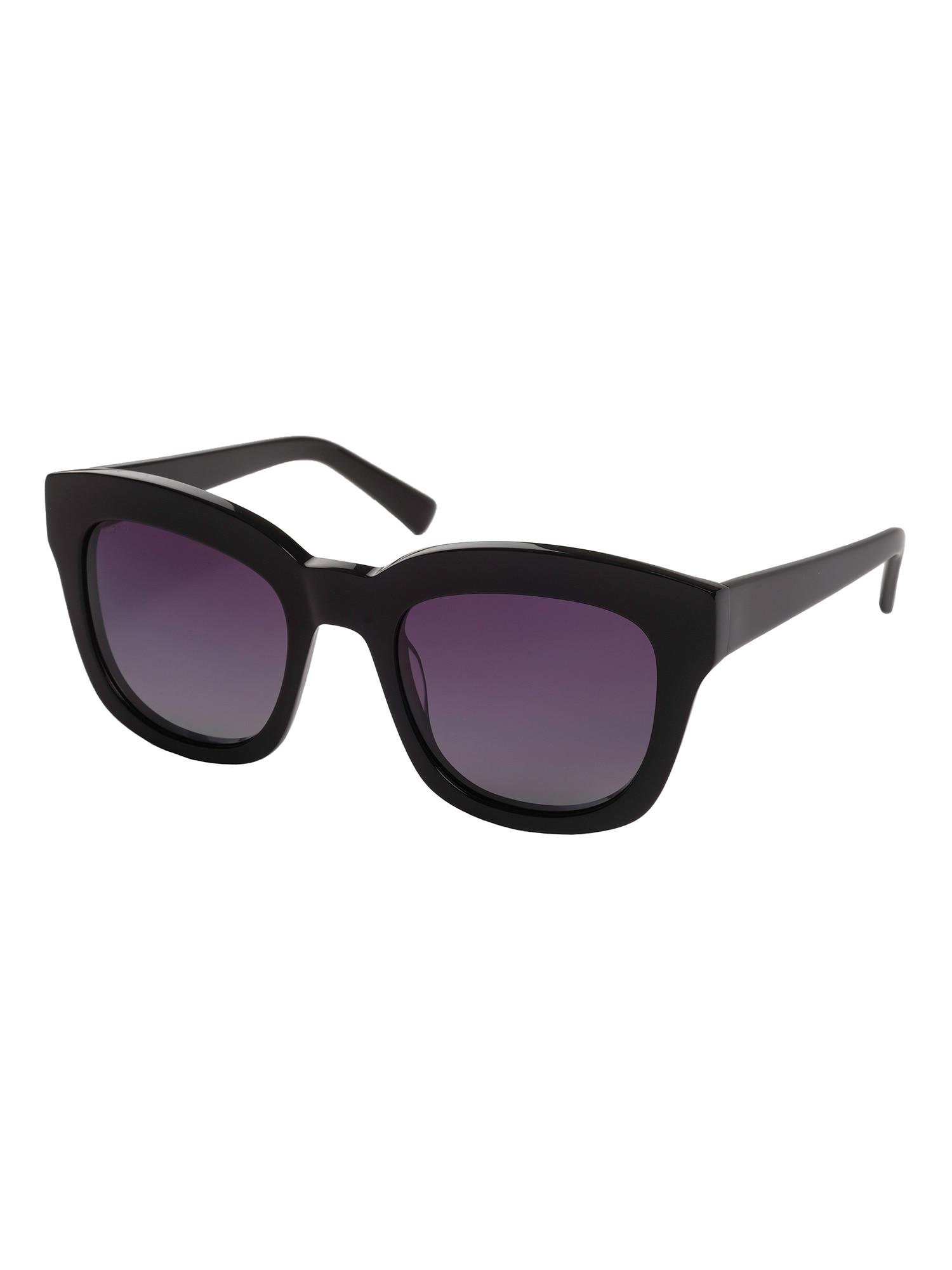 Sluneční brýle Dael černá Pilgrim