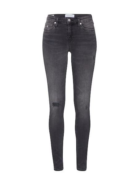 Hosen - Jeans 'CKJ 011' › Calvin Klein Jeans › grey denim  - Onlineshop ABOUT YOU