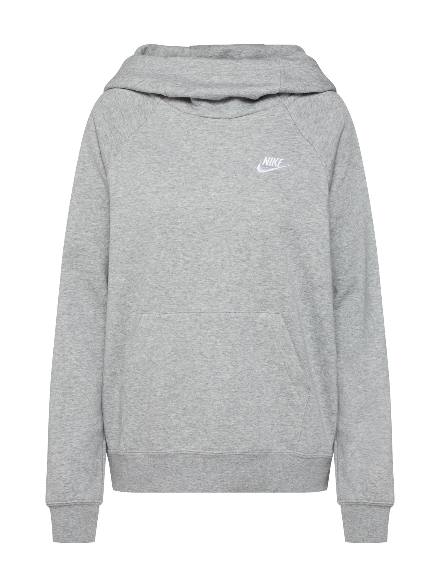 Nike Sportswear Megztinis be užsegimo pilka