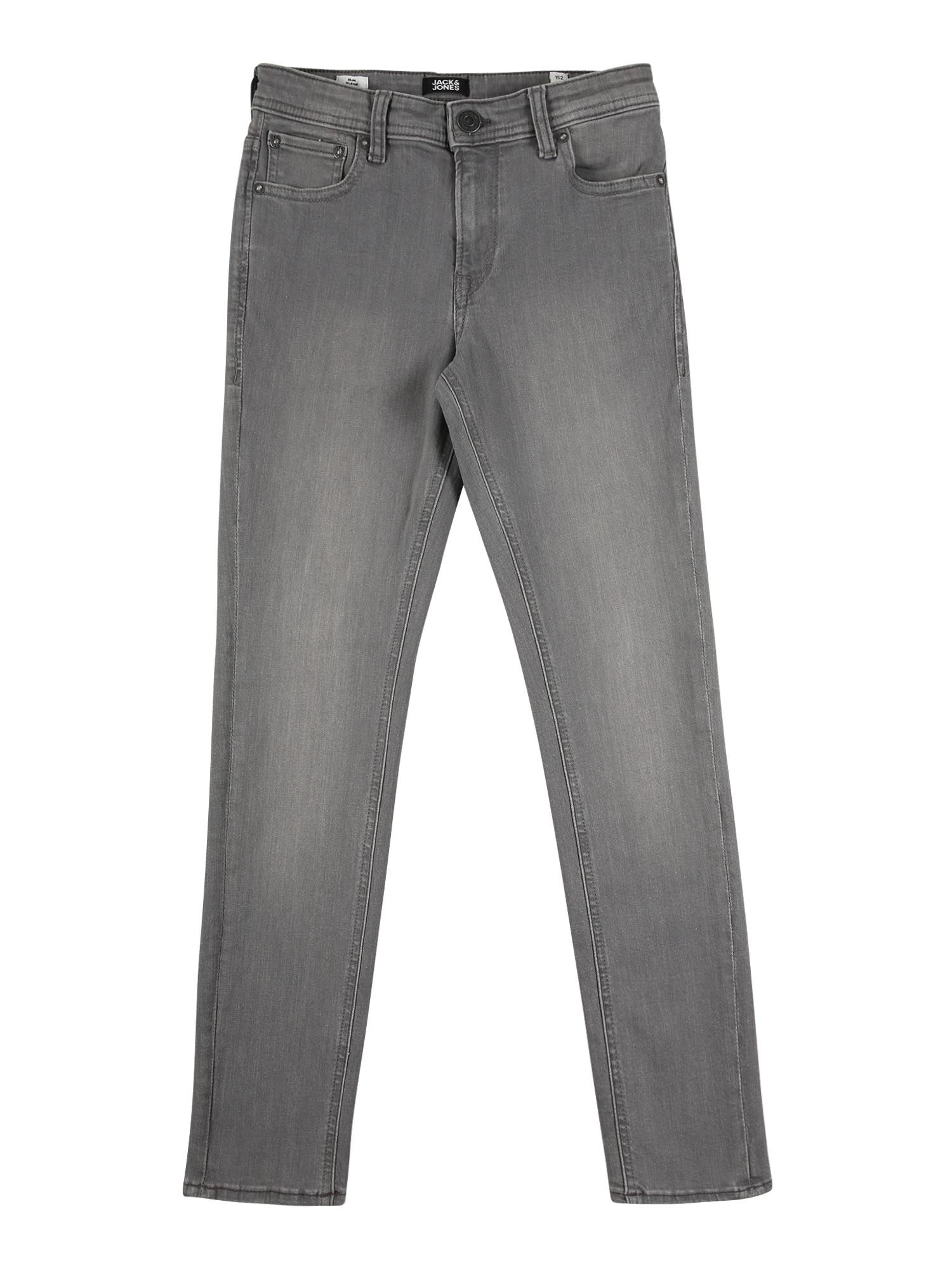 Jack & Jones Junior Džinsai pilko džinso