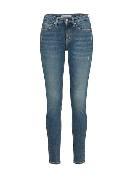 Hosen - Jeans › Calvin Klein Jeans › blue denim  - Onlineshop ABOUT YOU
