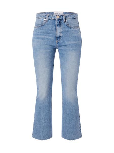 Hosen - Jeans 'KICK FLARE JEANS' › IVYREVEL › blau  - Onlineshop ABOUT YOU