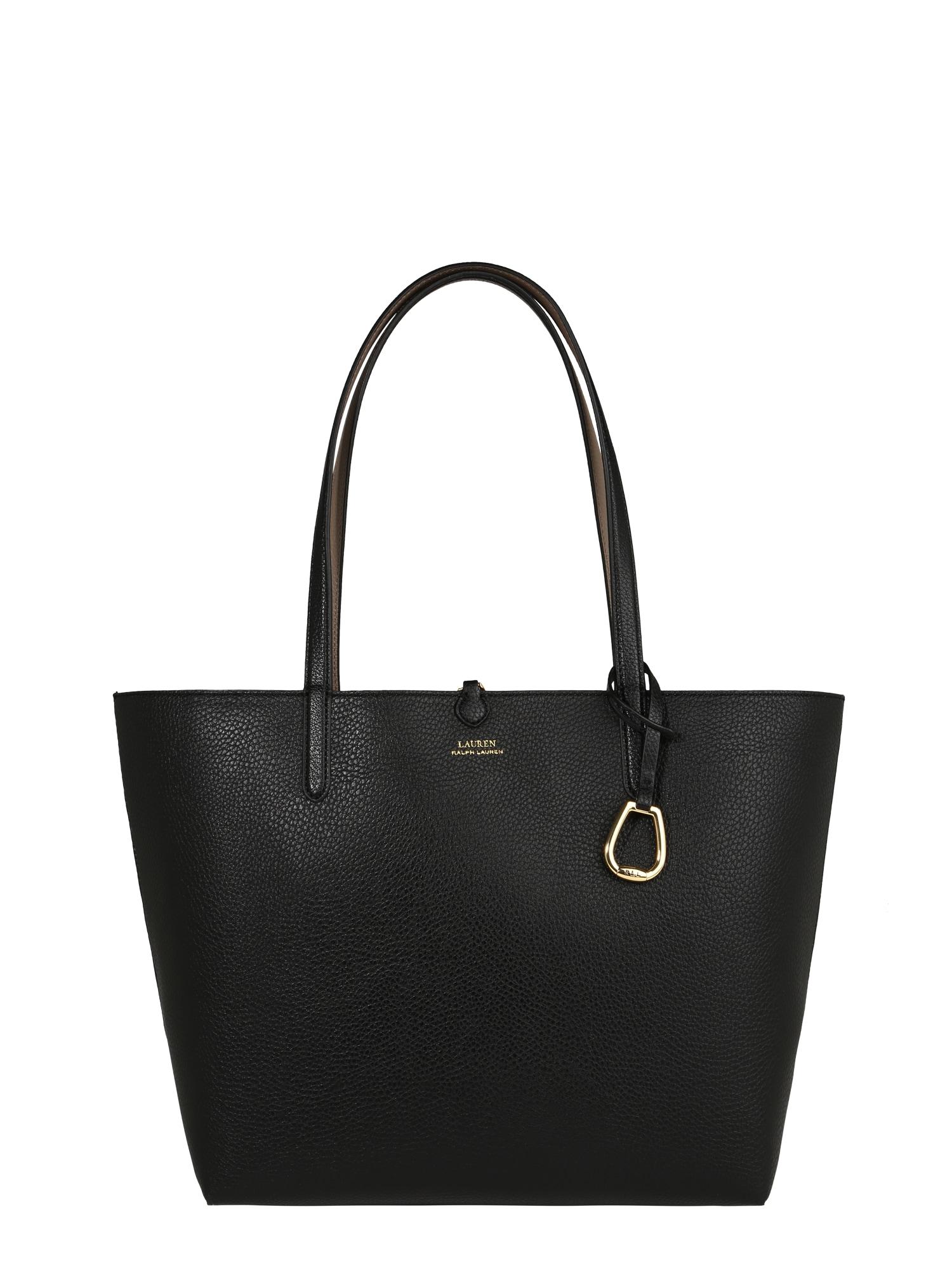 Lauren Ralph Lauren Plase de cumpărături 'RVRSBLE'  negru