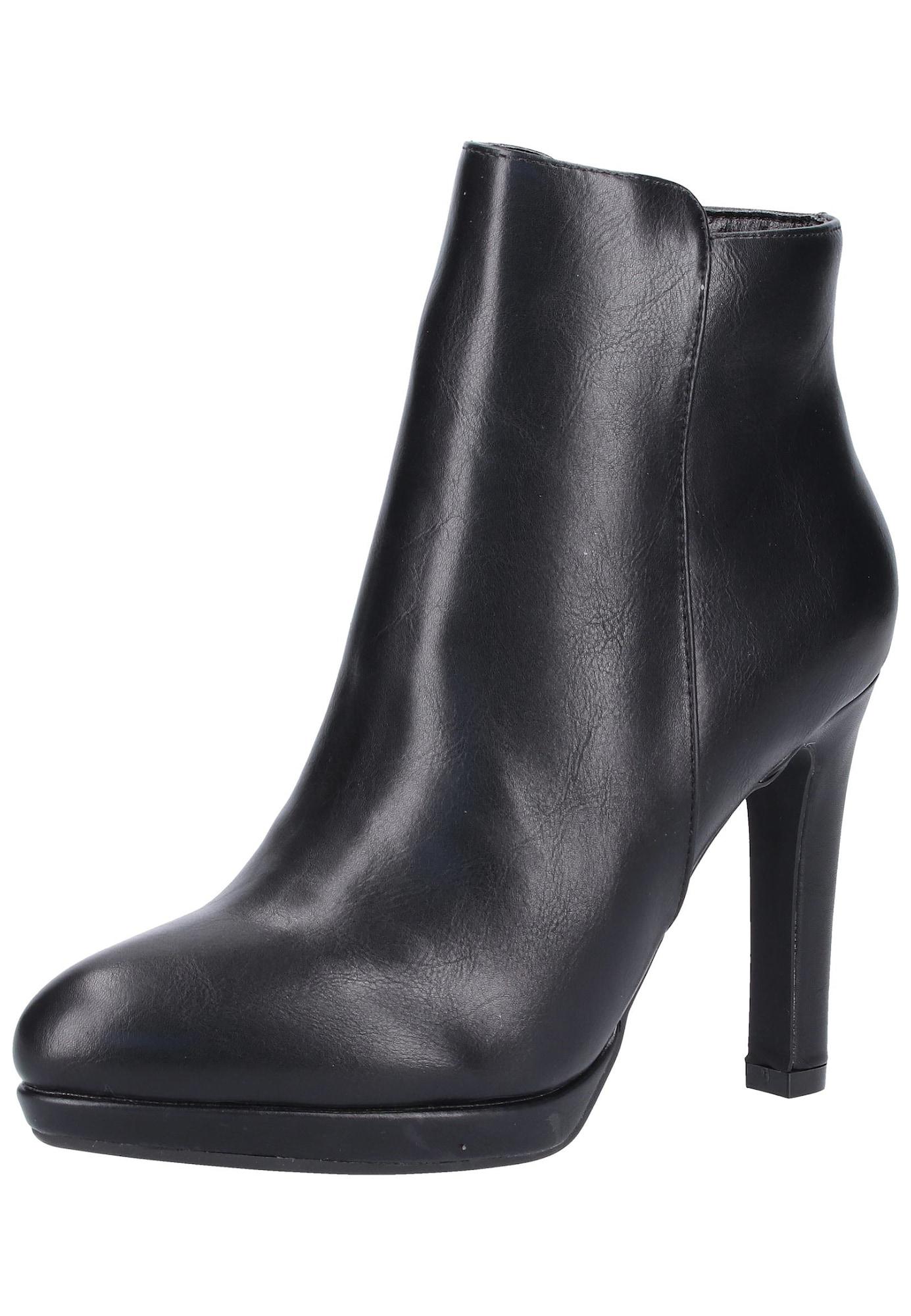 BUFFALO Kulkšnis dengiantys batai juoda