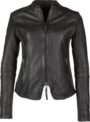 BE EDGY Lederjacke 'BELLA'