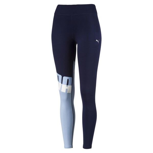 Sportmode für Frauen - PUMA Training Damen A.C.E. All Me 7 8 Sporthose blau  - Onlineshop ABOUT YOU