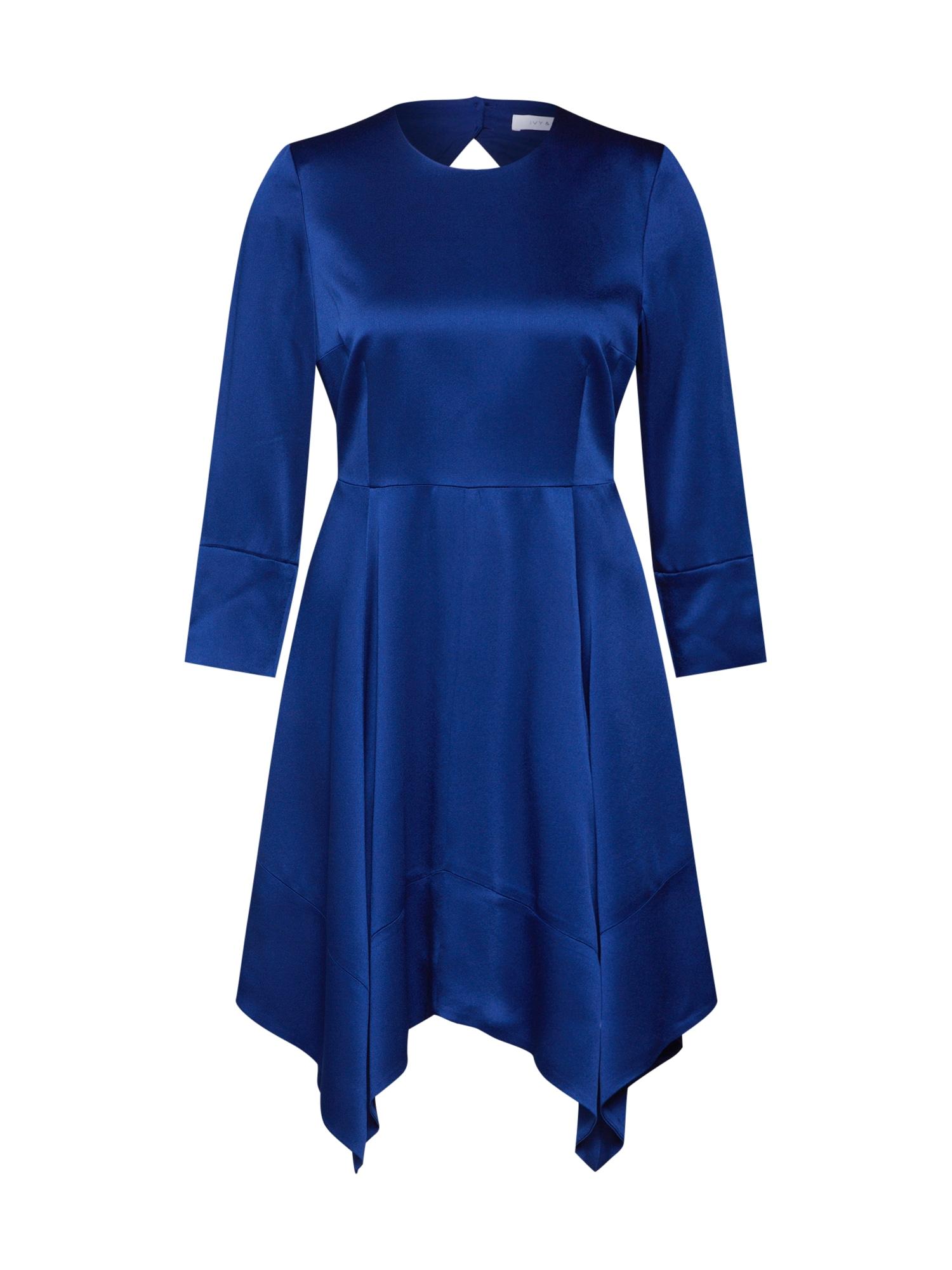 IVY & OAK Kokteilinė suknelė indigo spalva