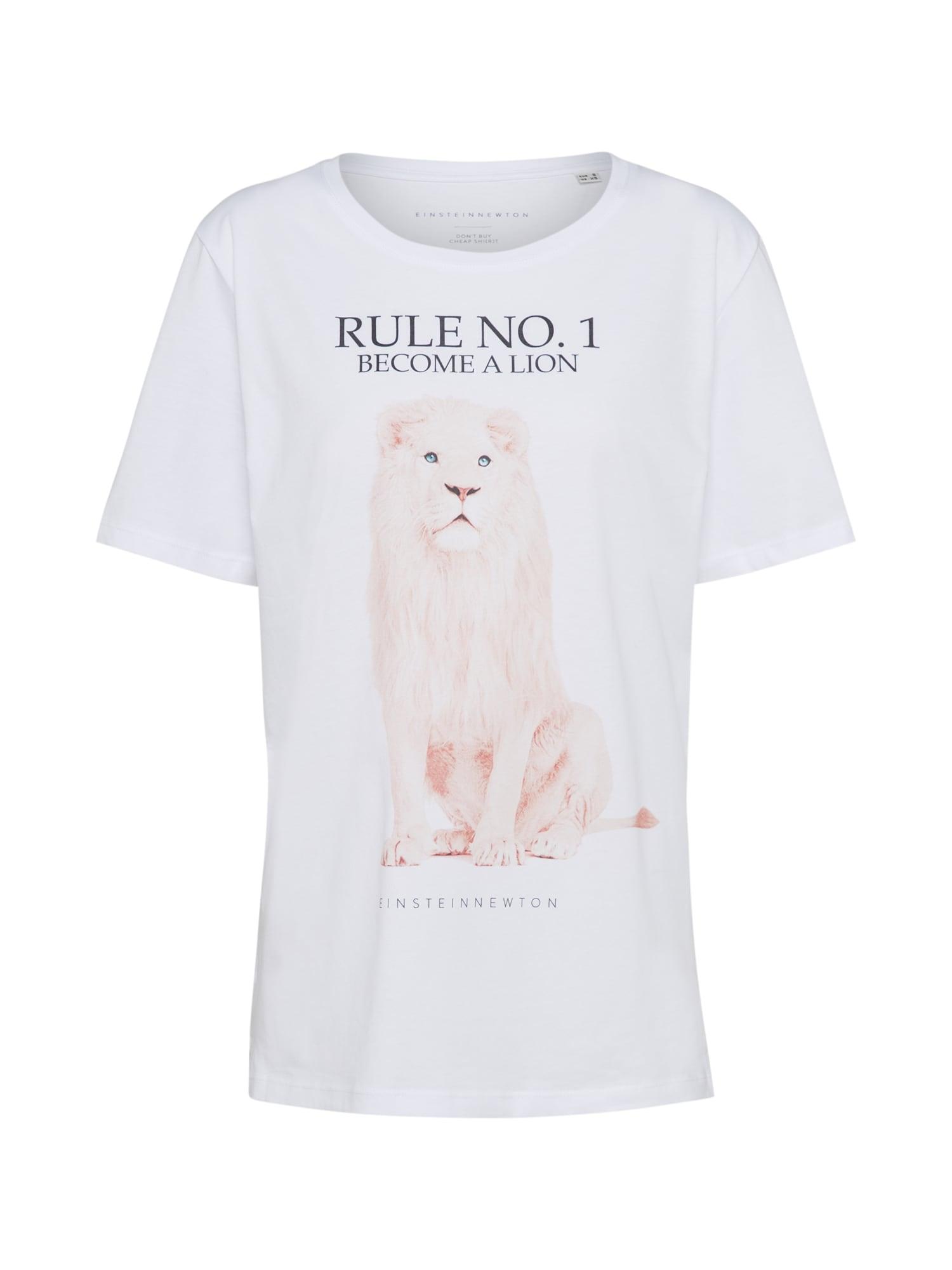 EINSTEIN & NEWTON Marškinėliai balta