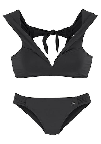 Bademode - Bikini › Lascana › schwarz  - Onlineshop ABOUT YOU