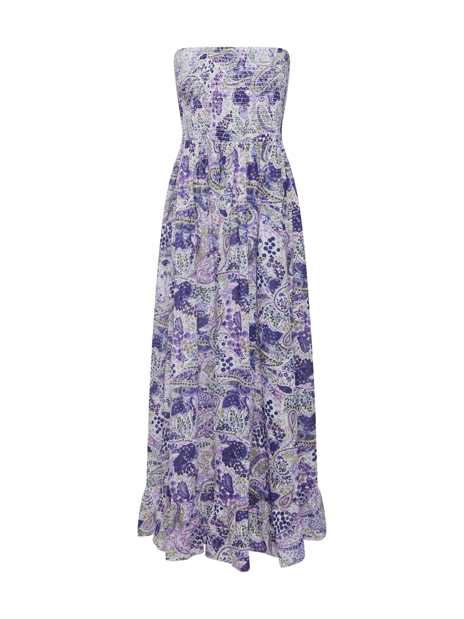 Šaty lilek šeříková Zwillingsherz