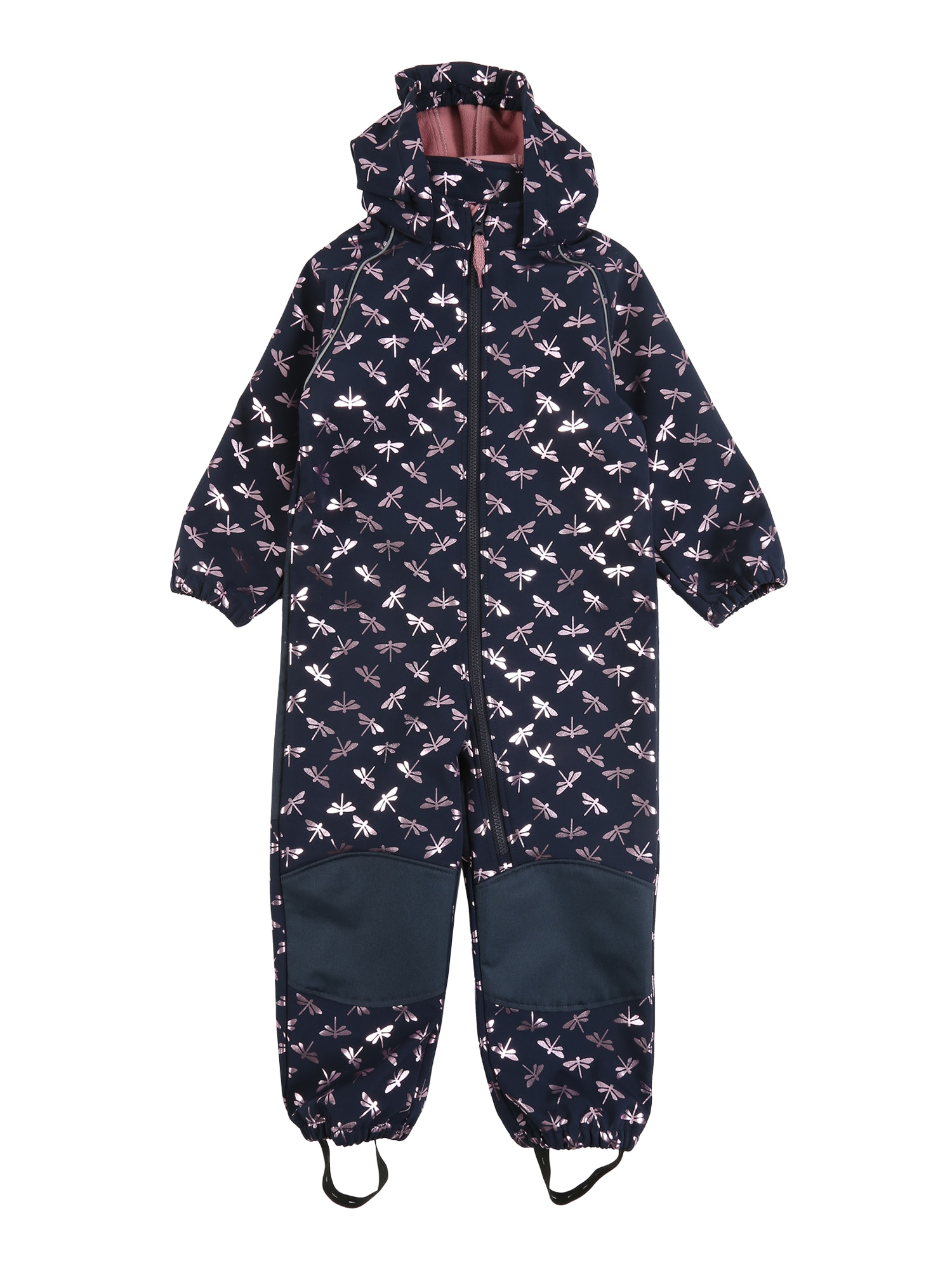 NAME IT Dalykinio stiliaus kostiumas tamsiai mėlyna / šviesiai rožinė