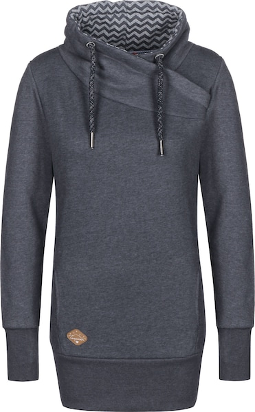 Oberteile für Frauen - Sweatshirt 'Neska' › Ragwear › basaltgrau  - Onlineshop ABOUT YOU
