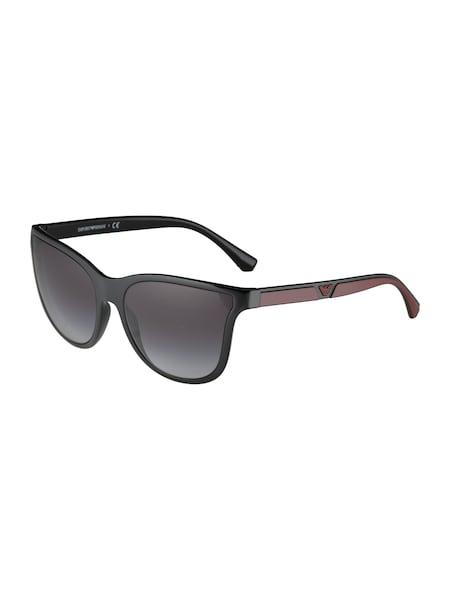 Sonnenbrillen für Frauen - Emporio Armani Sonnenbrille merlot schwarz  - Onlineshop ABOUT YOU