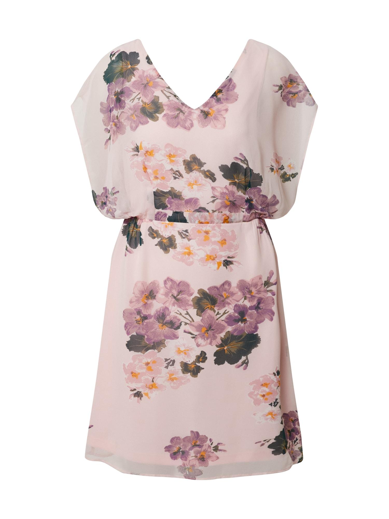 ABOUT YOU Vasarinė suknelė 'Eleni' mišrios spalvos / rožių spalva