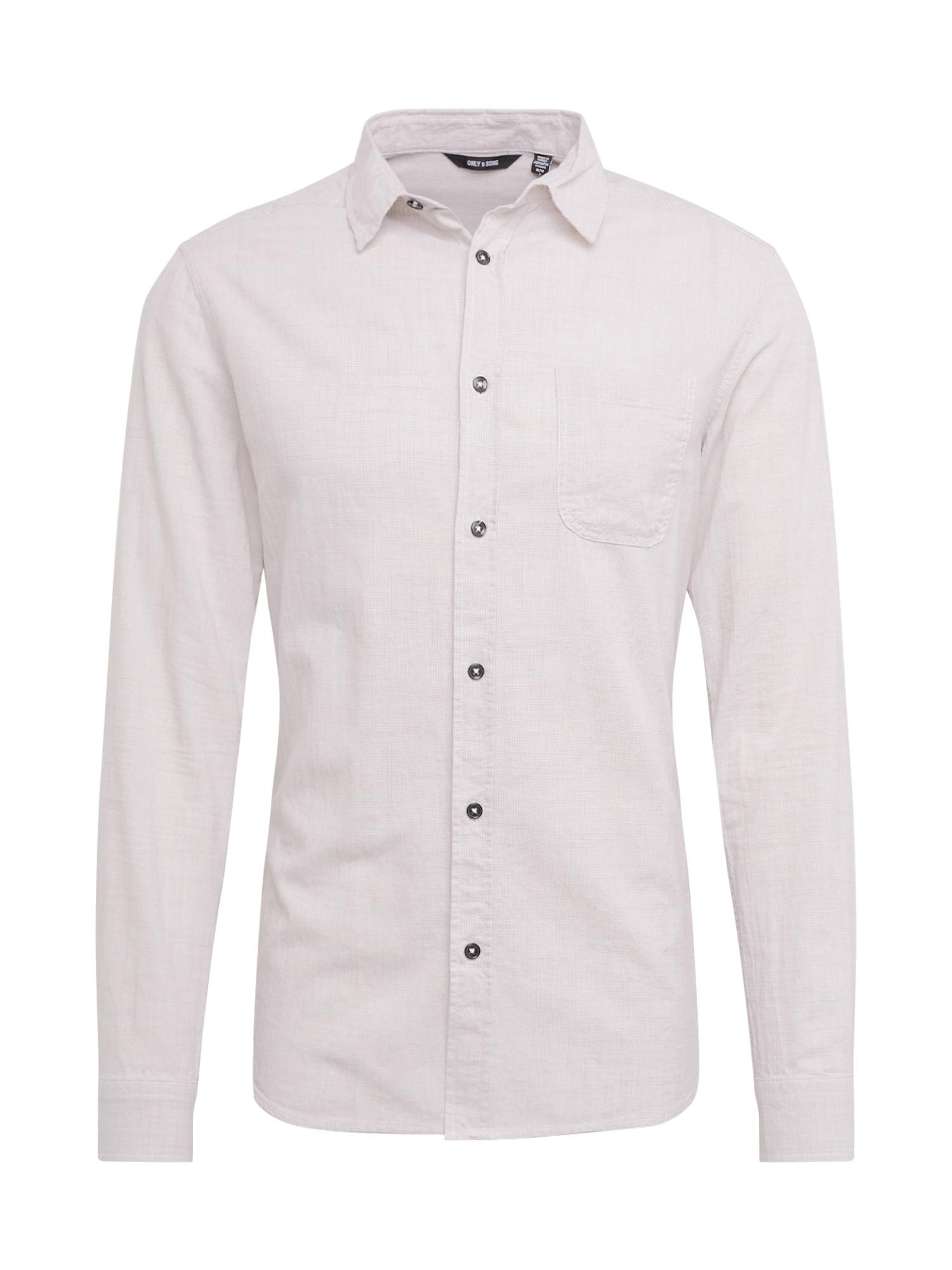 Only & Sons Dalykinio stiliaus marškiniai