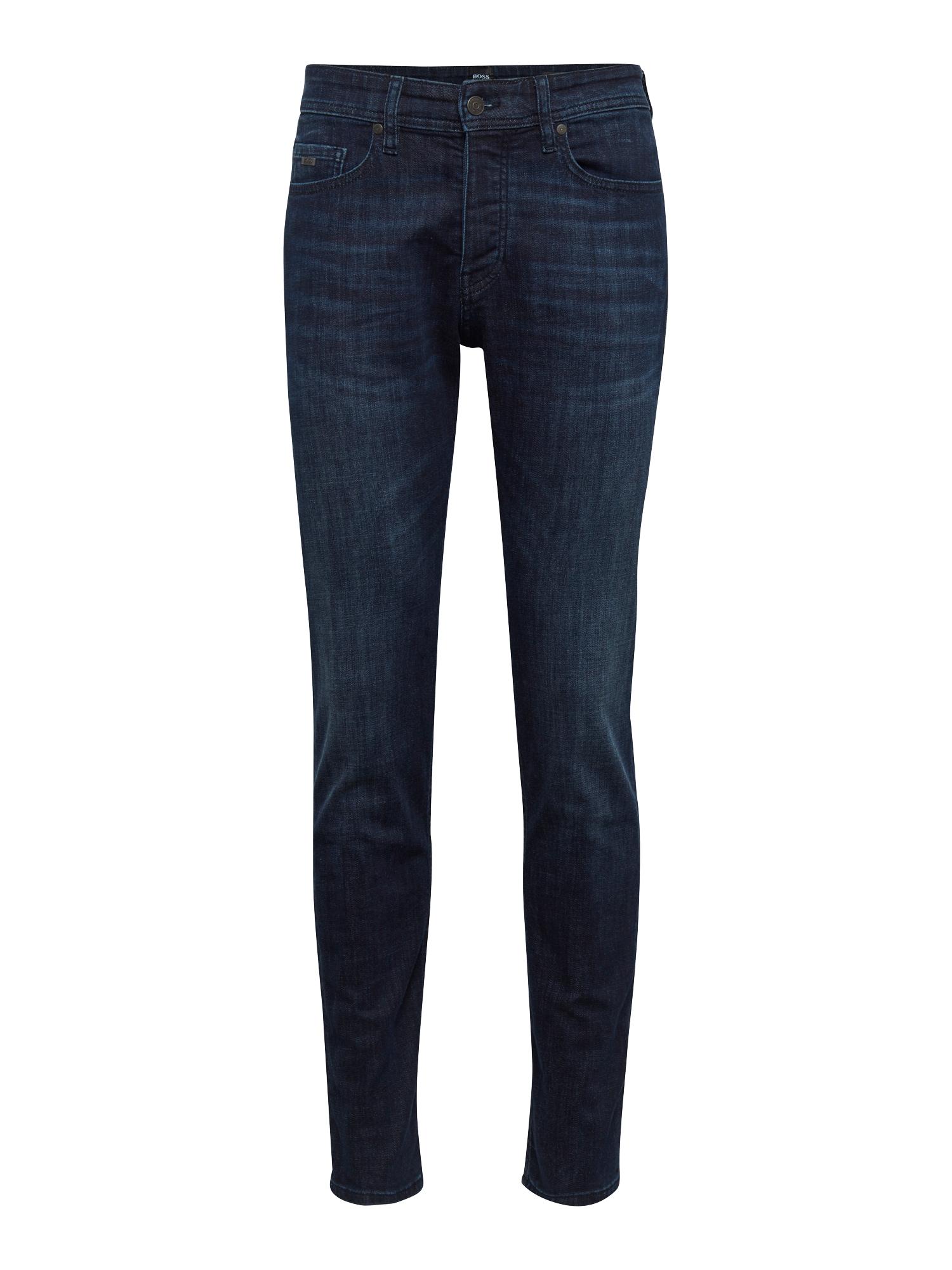 BOSS Džinsai 'Taber BC-P' tamsiai (džinso) mėlyna