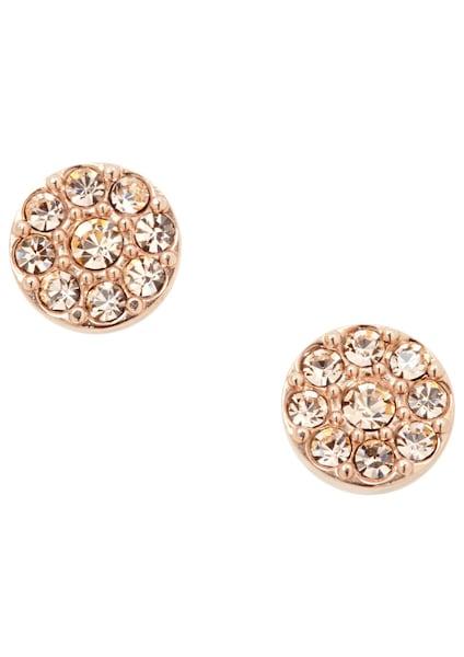 Ohrringe für Frauen - FOSSIL Ohrstecker rosegold  - Onlineshop ABOUT YOU