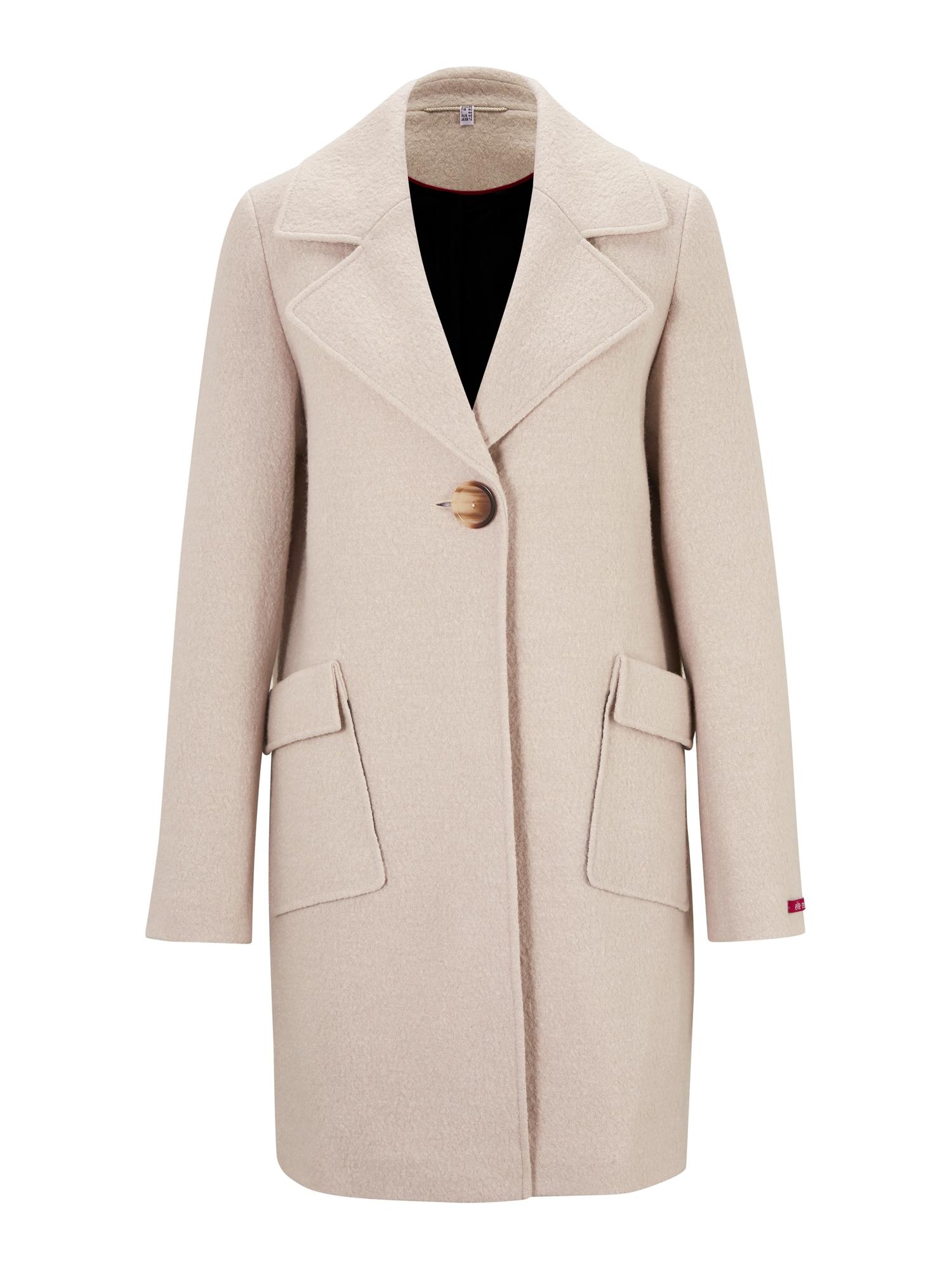 heine Demisezoninis paltas smėlio spalva