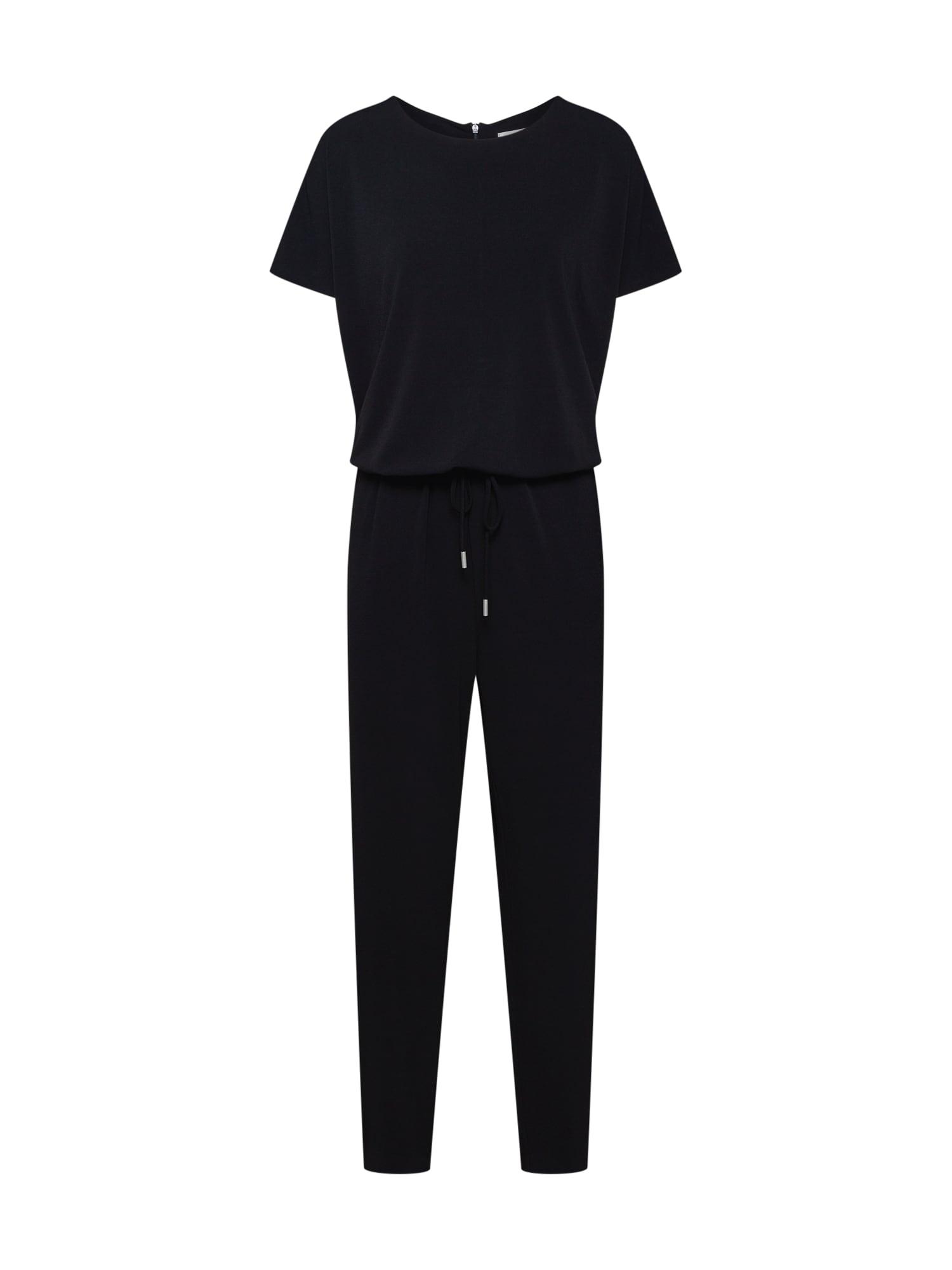 InWear Kombinezono tipo kostiumas 'Siri' juoda