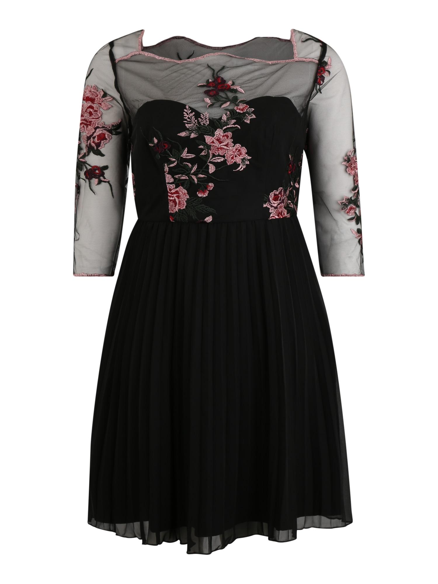 Chi Chi Curve Kokteilinė suknelė 'Adalee' juoda