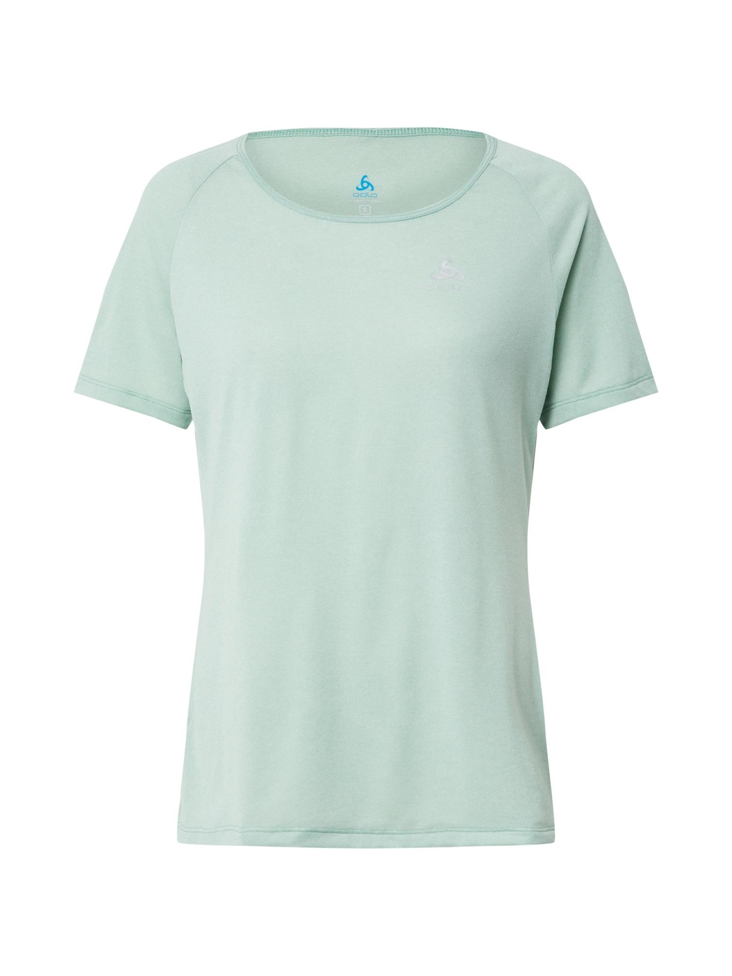 ODLO Sportiniai marškinėliai 'MILLENNIUM ELEMENT' mėtų spalva