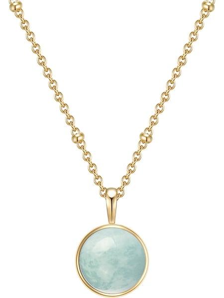 Ketten für Frauen - Kette › Glanzstücke München › opal gold  - Onlineshop ABOUT YOU