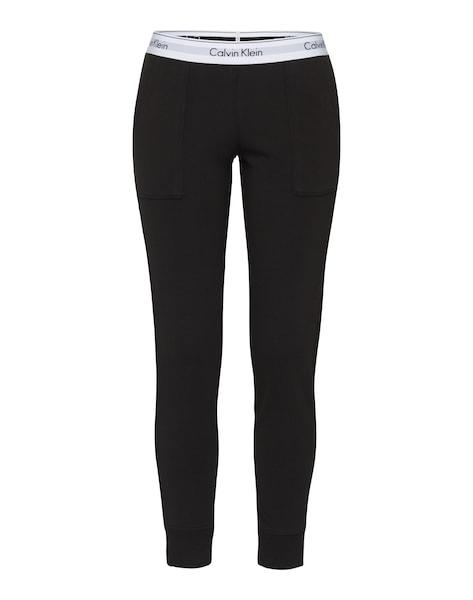 Hosen für Frauen - Joggerpant 'Bottom' › Calvin Klein Underwear › schwarz  - Onlineshop ABOUT YOU