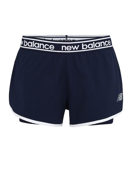 Sportmode - Sport Shorts 'RELENTLESS' › New Balance › dunkelblau  - Onlineshop ABOUT YOU