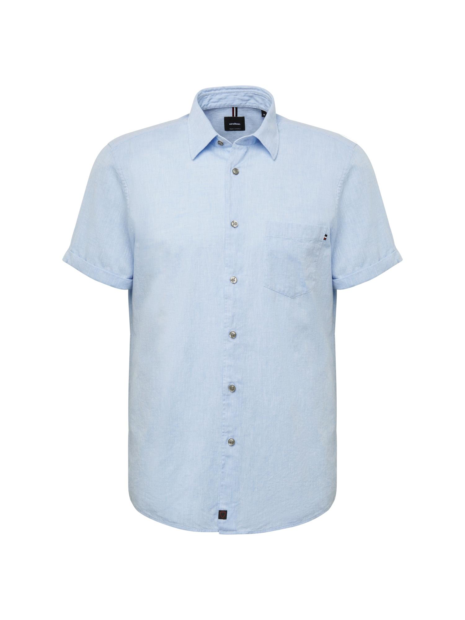 Košile Corvin modrá STRELLSON