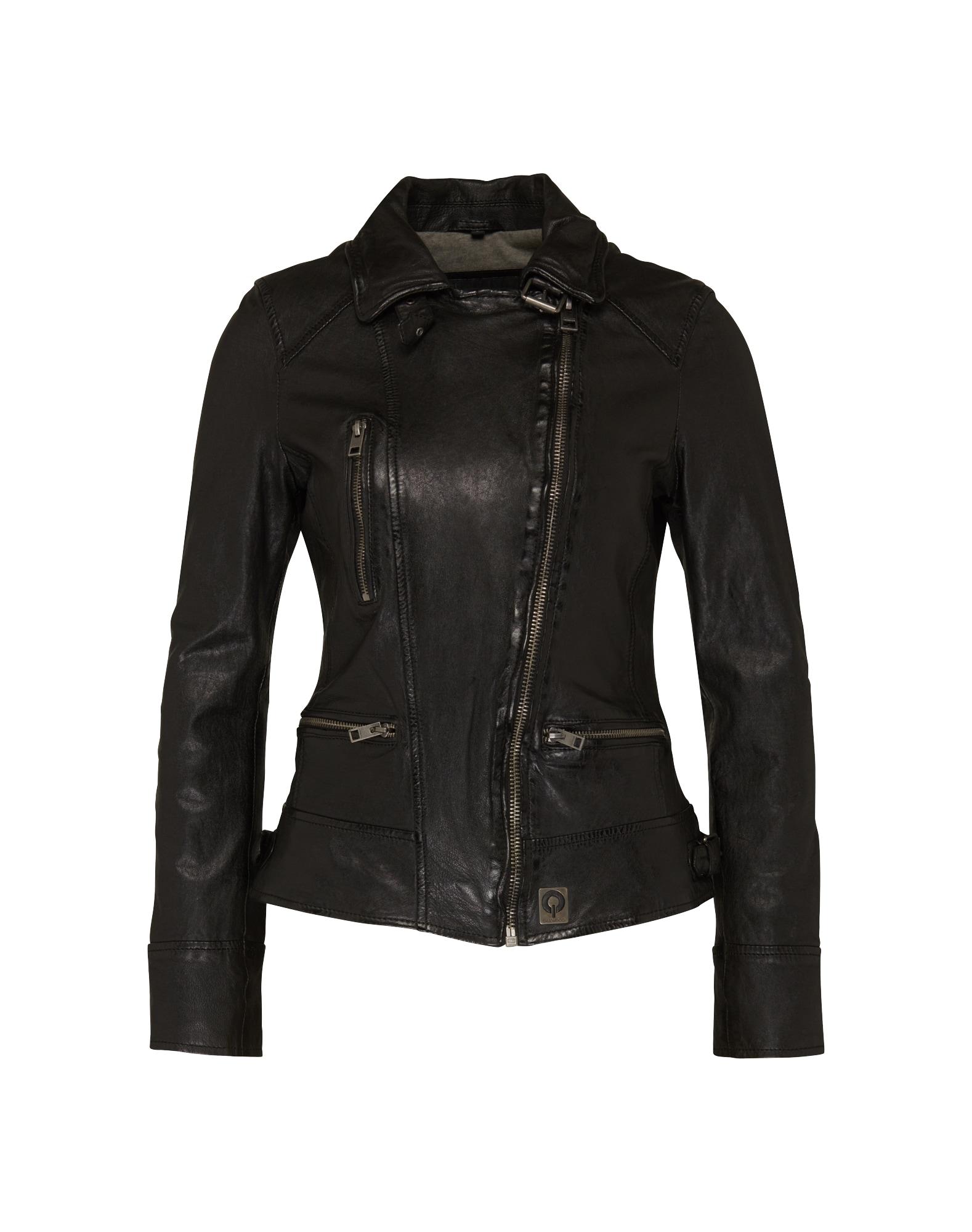 OAKWOOD Prechodná bunda  čierna