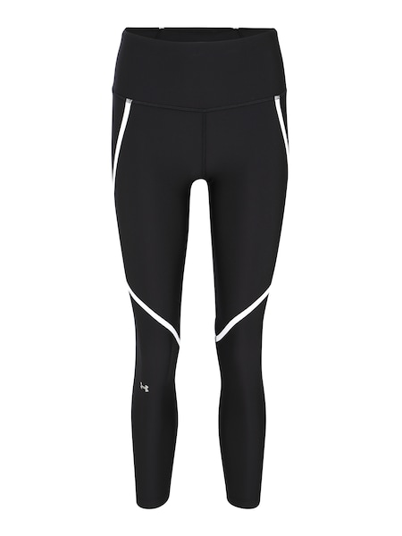 Sportmode - Sporthose 'UA HG Armour Ankle Crop Edgelit' › Under Armour › schwarz  - Onlineshop ABOUT YOU