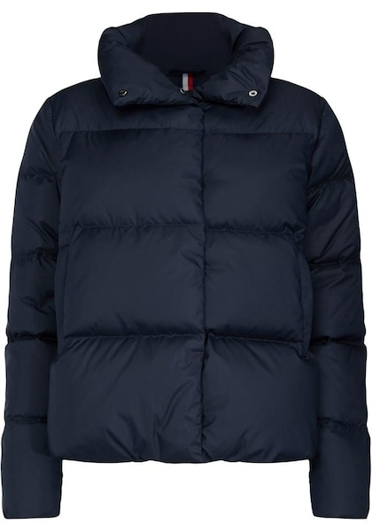 Jacken - Steppjacke › Tommy Hilfiger › dunkelblau  - Onlineshop ABOUT YOU