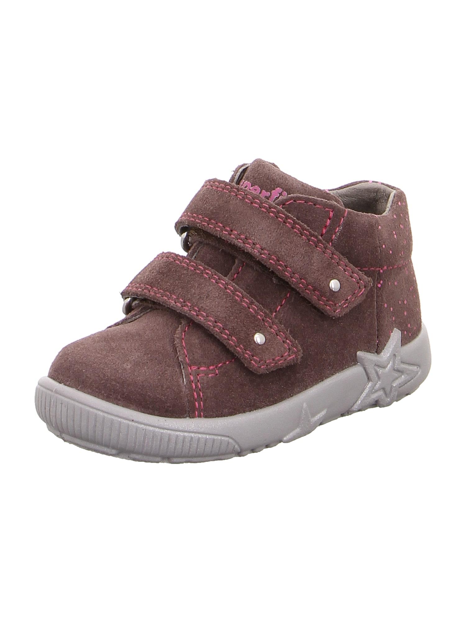 SUPERFIT Atviri batai 'STARLIGHT' rožinė