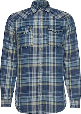 JACK & JONES Karohemd 'JORCHEST SHIRT LS'