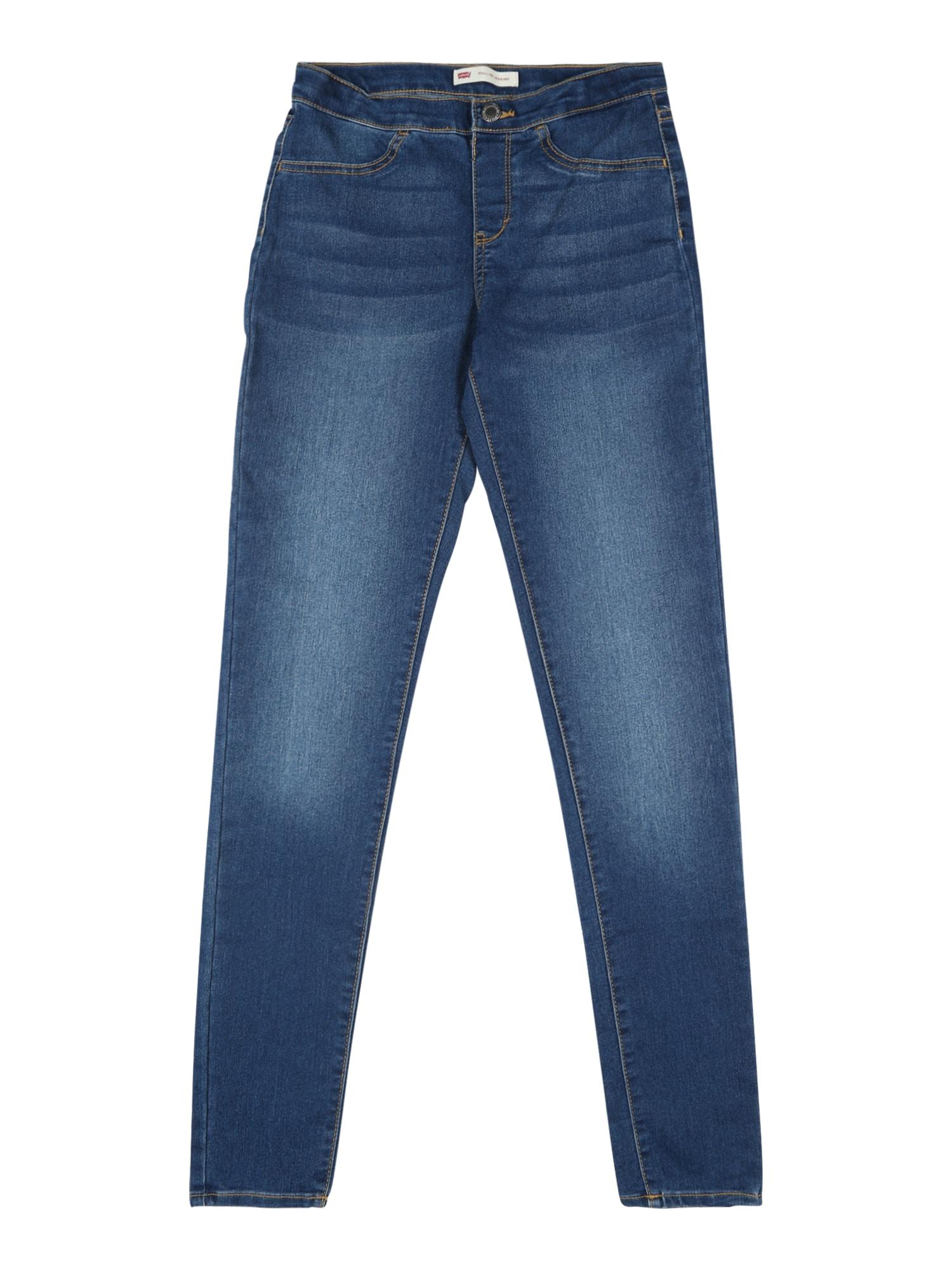 LEVI'S Džinsai 'Pull-On Legging' šviesiai mėlyna