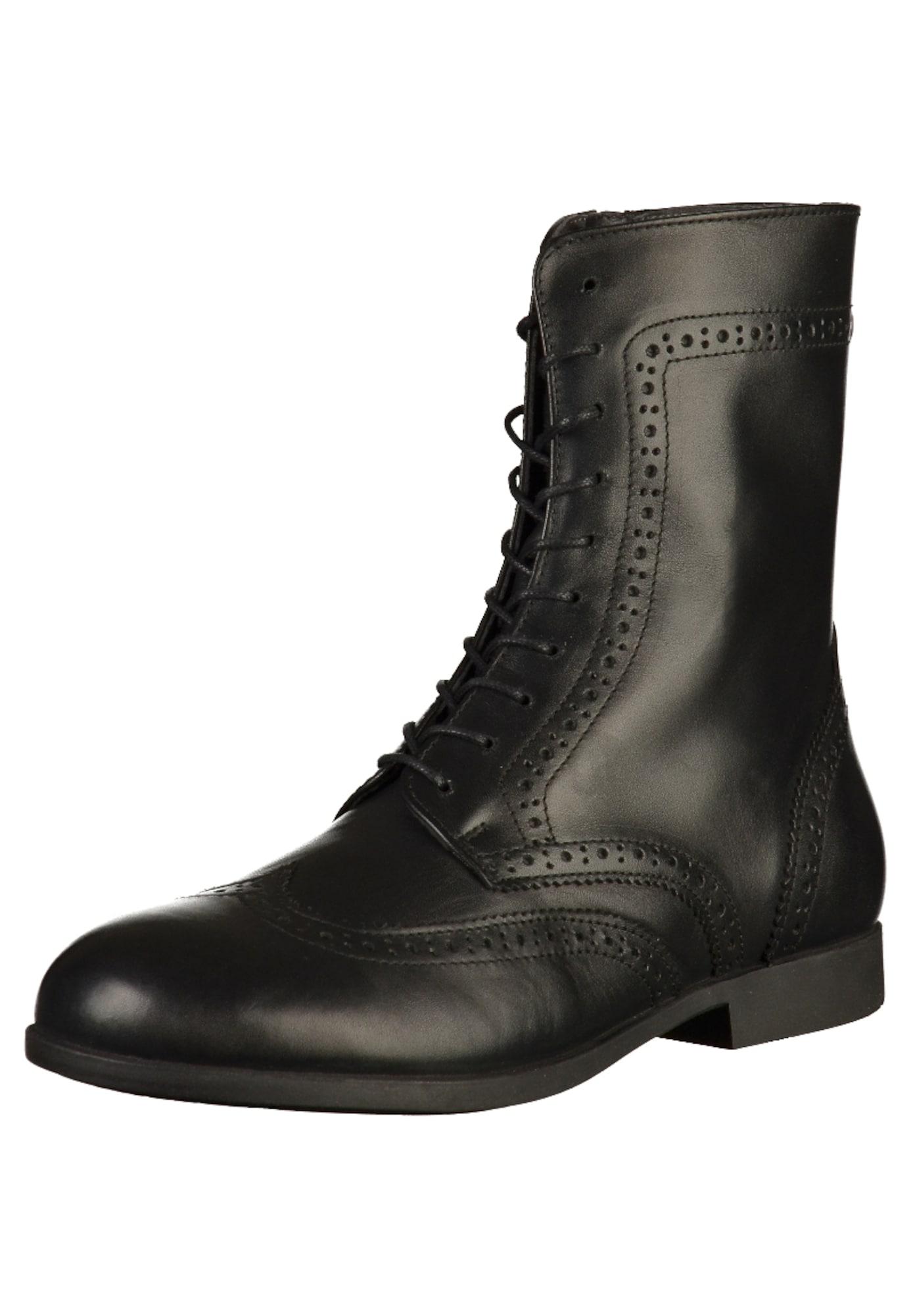 BIRKENSTOCK Suvarstomieji kulkšnis dengiantys batai juoda