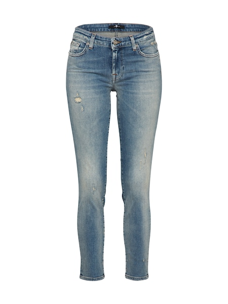 Hosen - Jeans 'PYPER' › 7 For All Mankind › blue denim  - Onlineshop ABOUT YOU