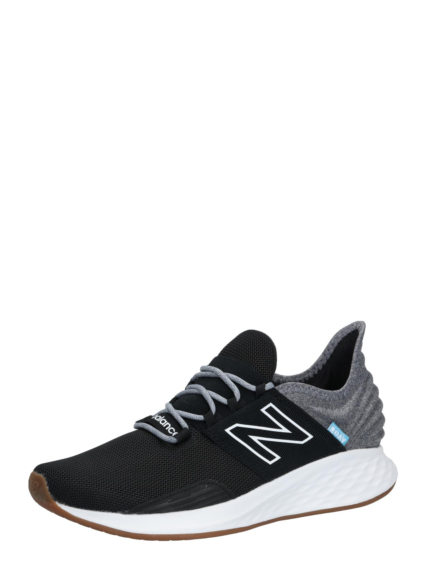 new balance Bėgimo batai 'ROAV' pilka / juoda