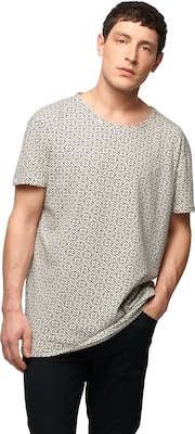 Nudie Jeans Co T-Shirt mit Print 'Olle'
