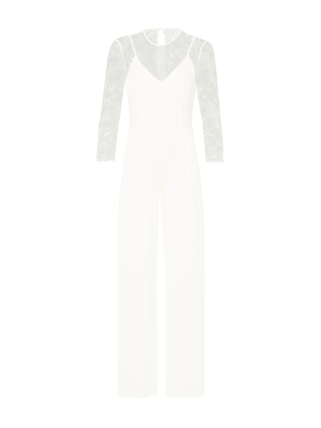 Hosen - Overall 'Bridal Jumpsuit' › IVY OAK › weiß  - Onlineshop ABOUT YOU