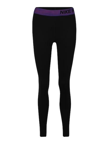 Hosen - Sporthose 'W NP WM NERIEDS GRX TIGHT' › Nike › schwarz grau  - Onlineshop ABOUT YOU