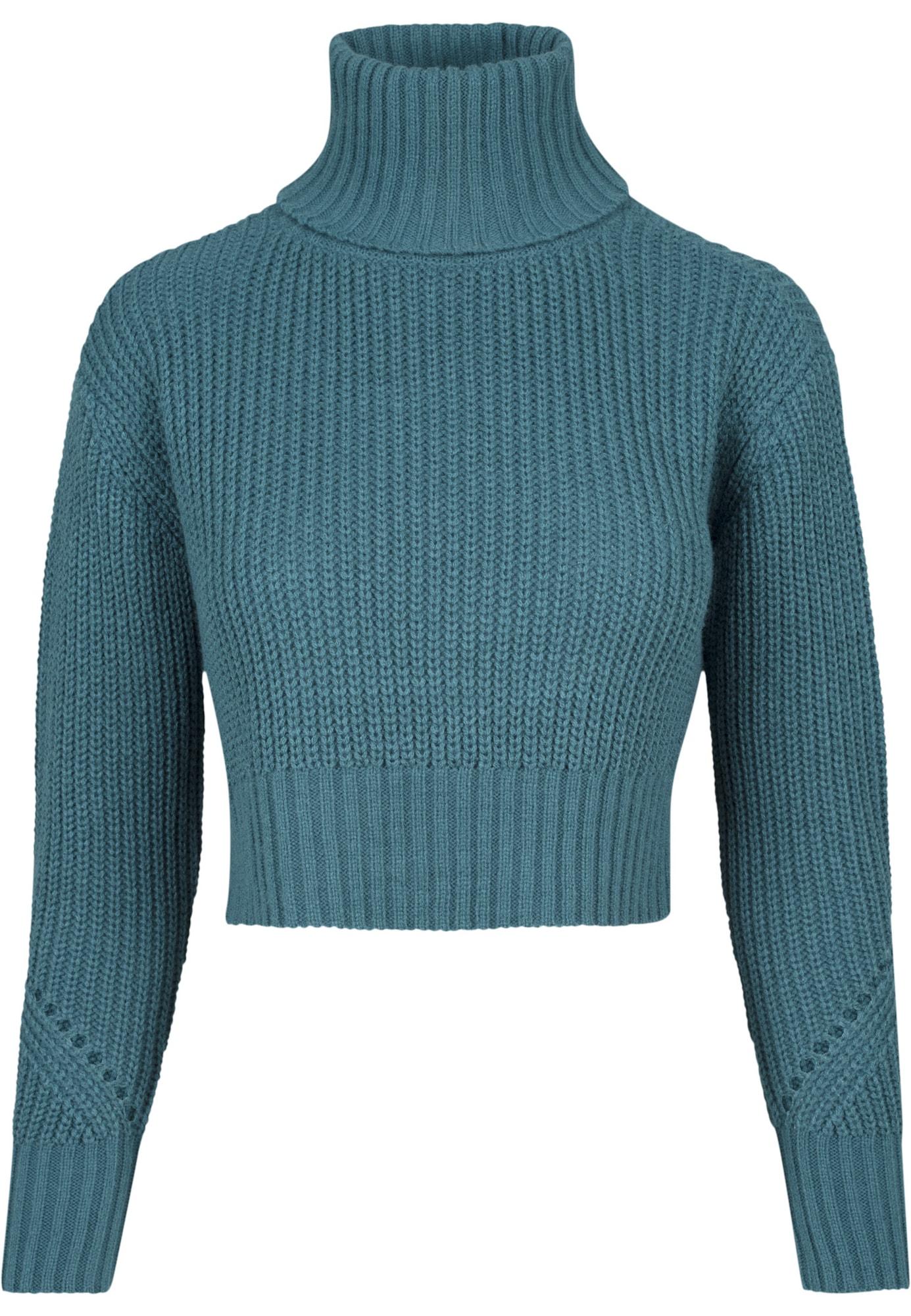 Urban Classics Megztinis mėlyna