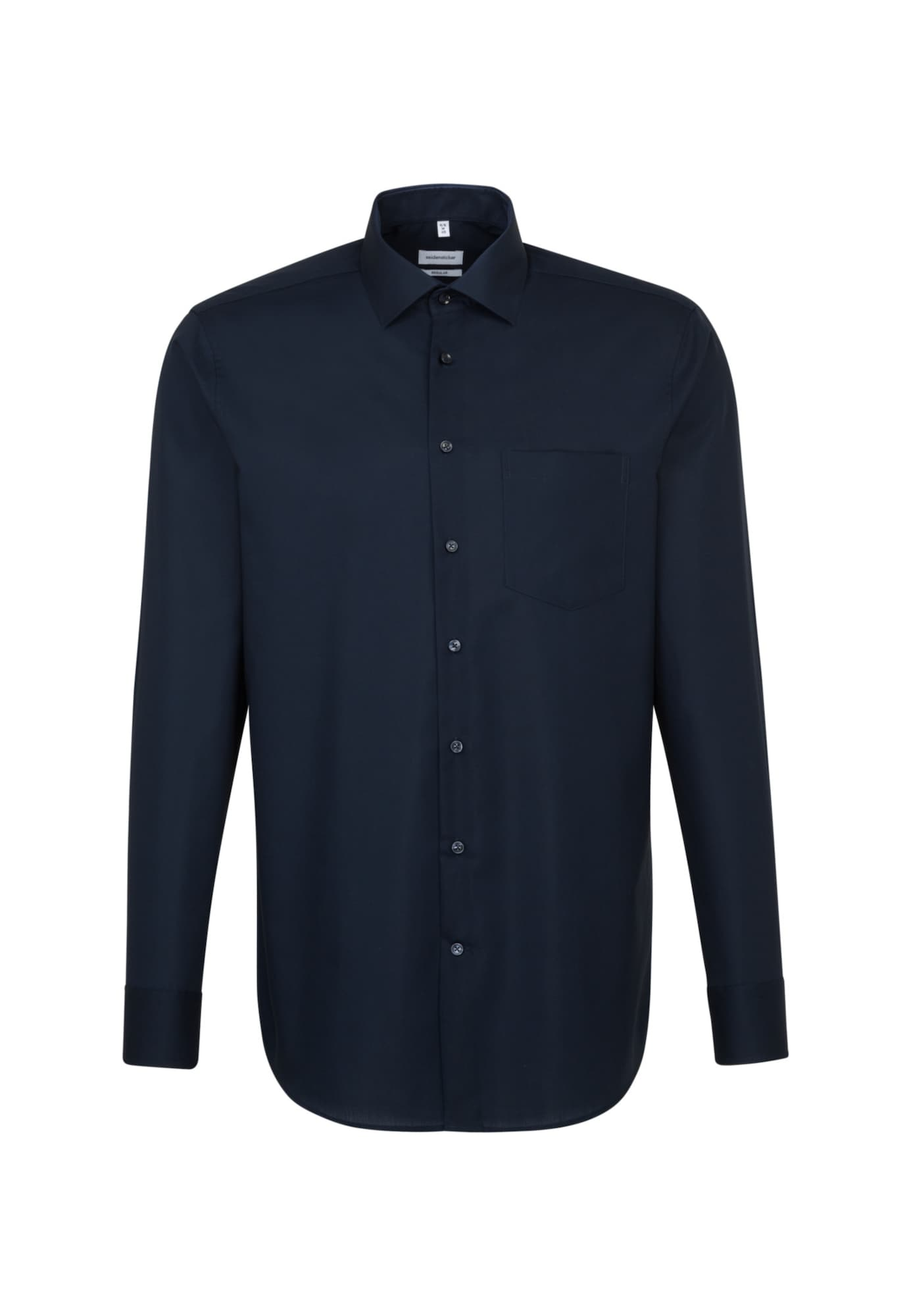 SEIDENSTICKER Dalykinio stiliaus marškiniai safyro