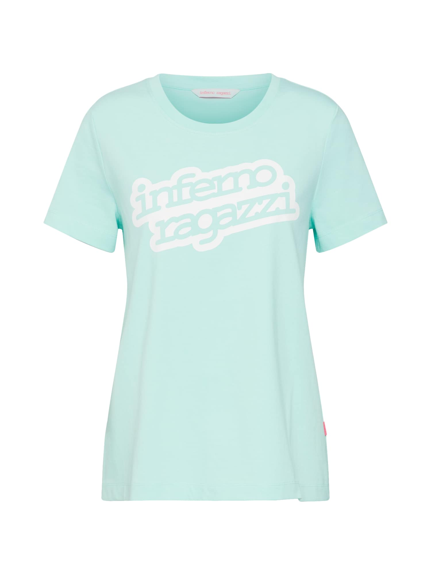 Tričko Look Up mátová bílá Inferno Ragazzi