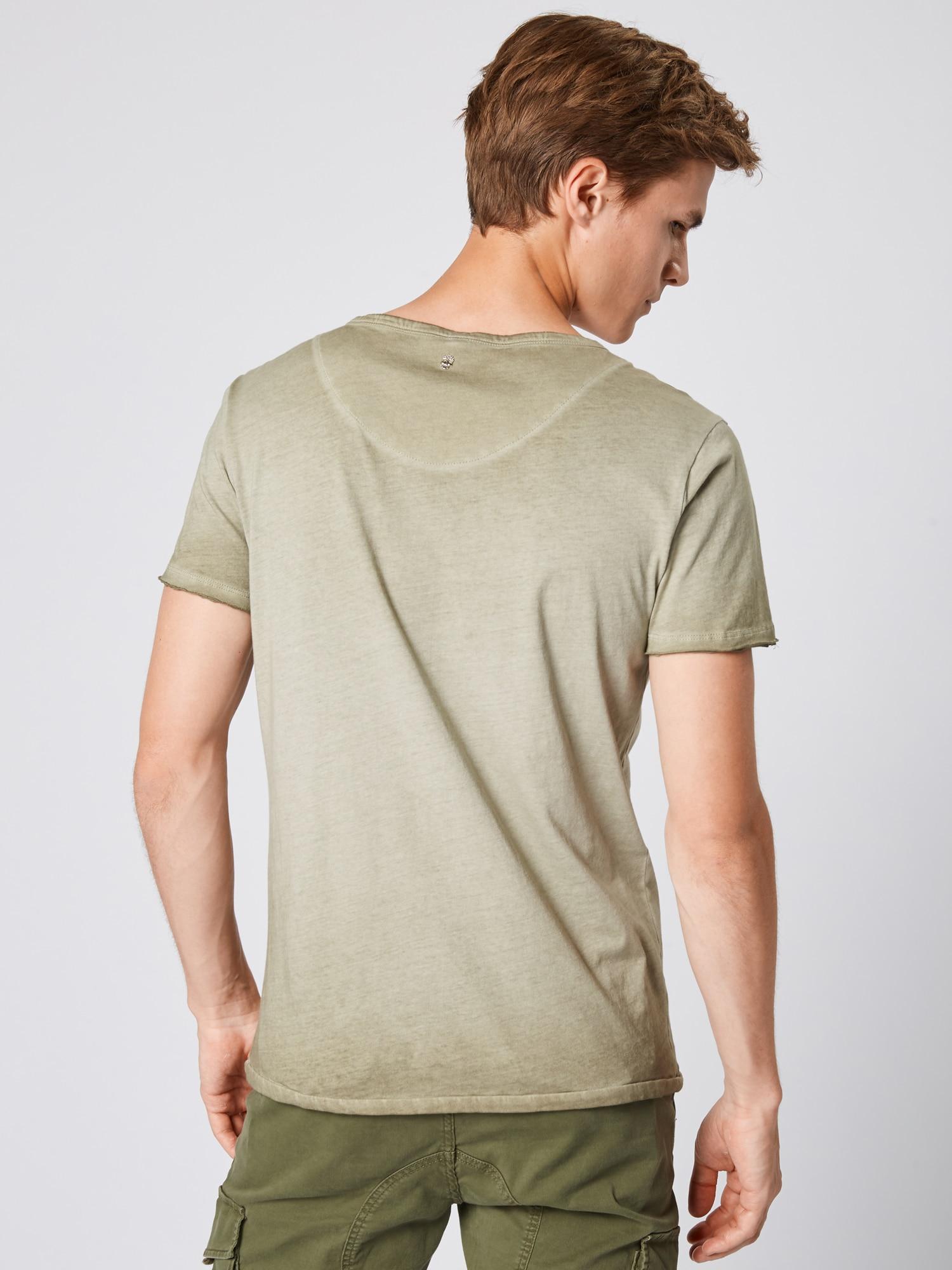Shirt 'MT BEARDED BIKDER' Key Largo