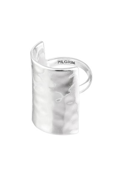 Ringe - Ring 'Yggdrasil' › Pilgrim › silber  - Onlineshop ABOUT YOU