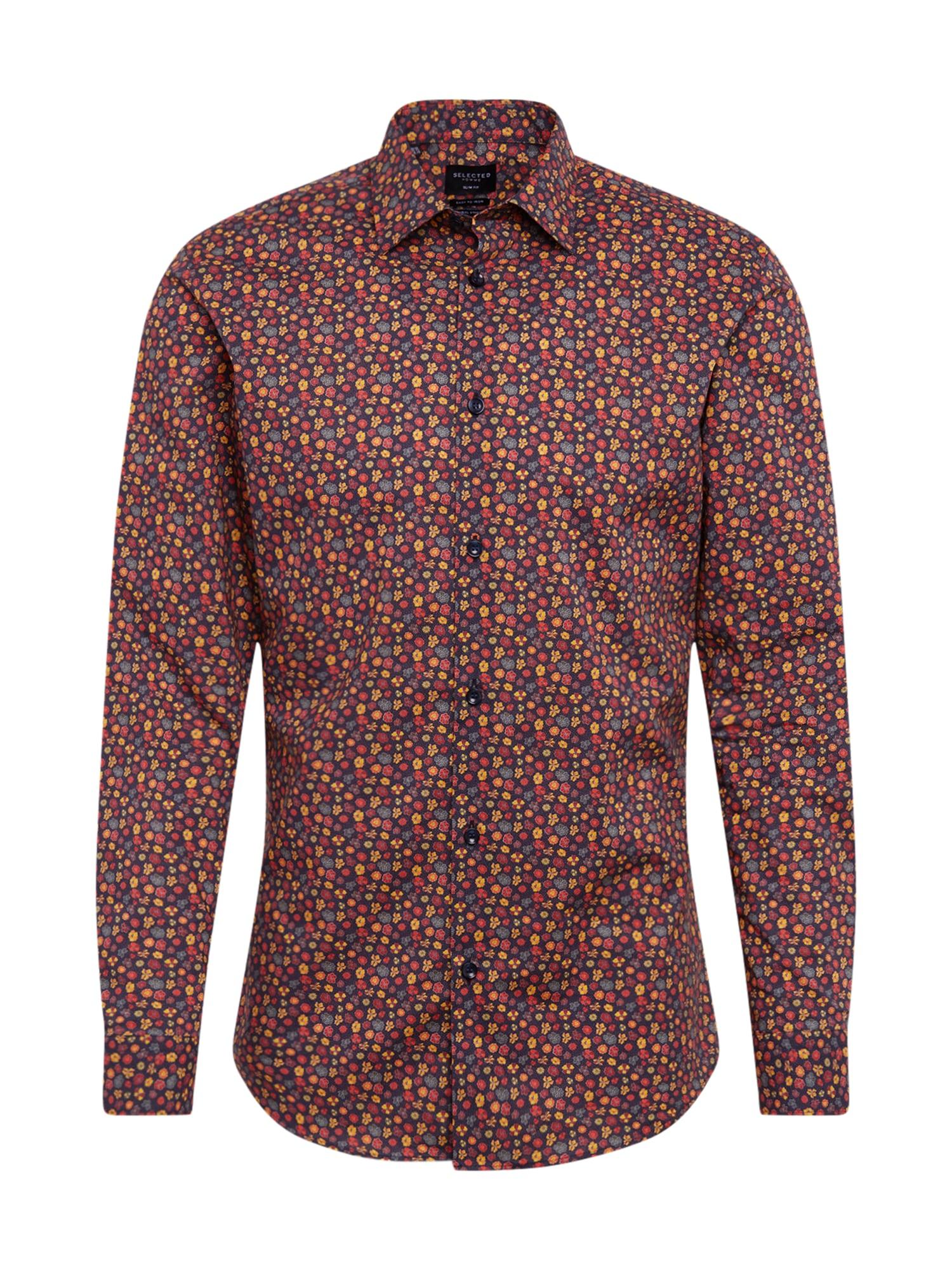 SELECTED HOMME Košeľa  zmiešané farby