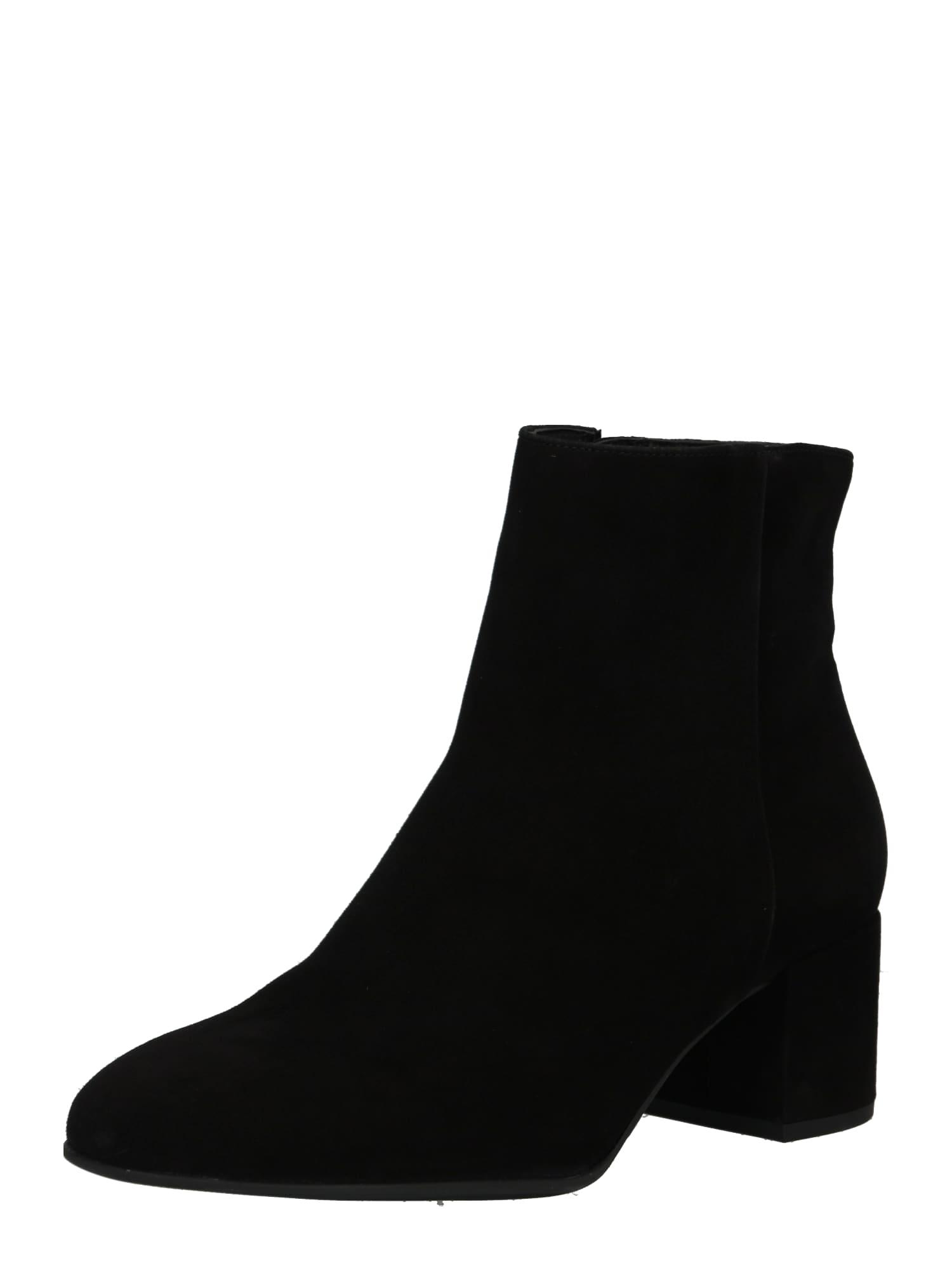 Kotníkové boty černá Högl